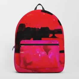 Through Rose Coloured Glasses Backpack