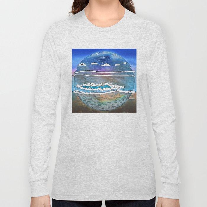 Embrace the World - Archipelago 20-01-17 Long Sleeve T-shirt