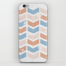 stamb chevron 2 iPhone & iPod Skin