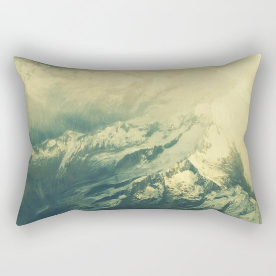 Alpes Rectangular Pillow