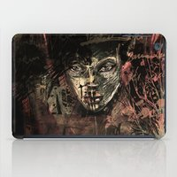 poe iPad Cases featuring Poe-try by Irmak Akcadogan