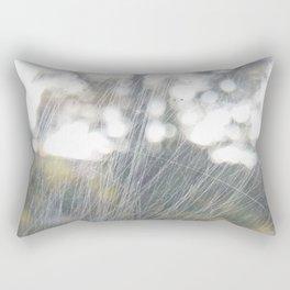 window scratch abstract Rectangular Pillow