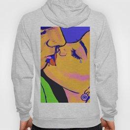 the kiss Hoody