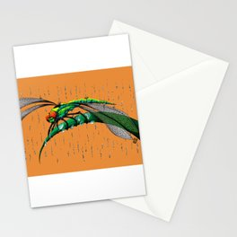 Dragonfly 2020 Background Stationery Cards