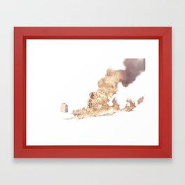 Hanoi Framed Art Print
