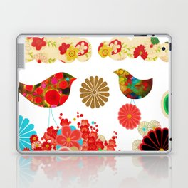 We Create Our Own World Laptop & iPad Skin