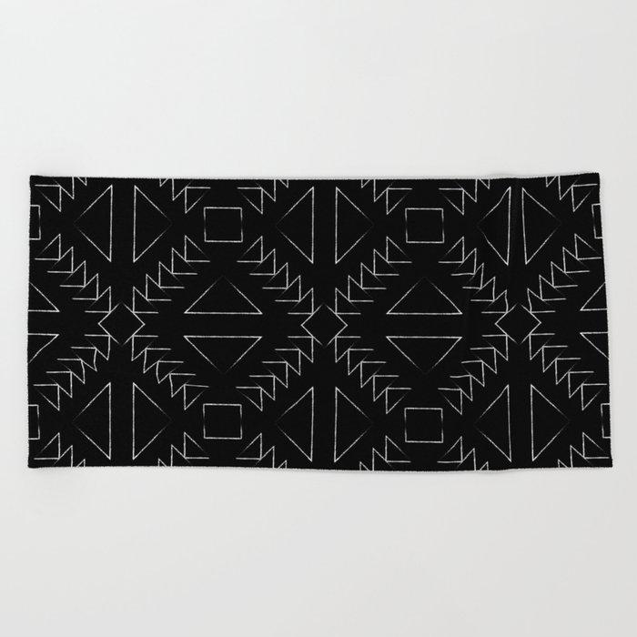 AZTEC Beach Towel