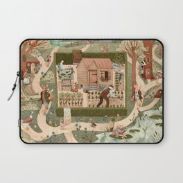 Beatrix's Friends Laptop Sleeve