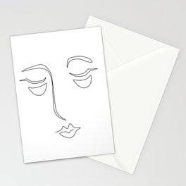 Face 2 Stationery Cards
