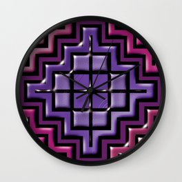 Geometrix 108 Wall Clock