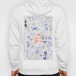I have no Ideas, serch for characters Hoody