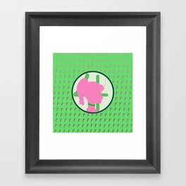 Sailor Jupiter Framed Art Print