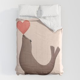 Seal of Approval Comforters
