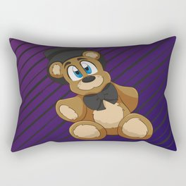 Freddy Plushie Rectangular Pillow