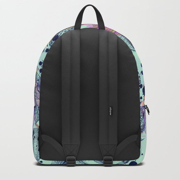 Shells Backpack