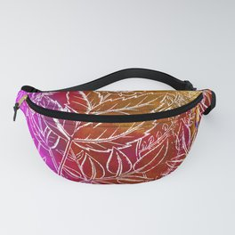 Into the artifice of eternity Fanny Pack