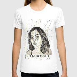 Lauren Jauregui Painting ( Fan Art piece) T-shirt