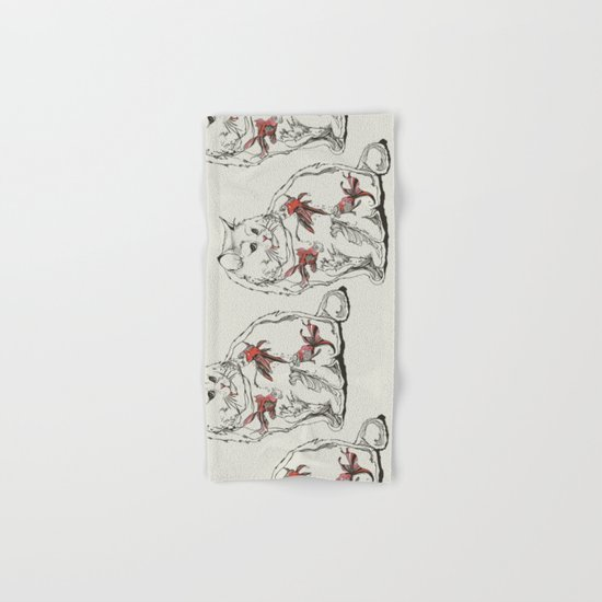 Fish Tank Hand & Bath Towel