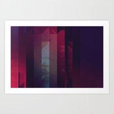 Nytewysh Art Print