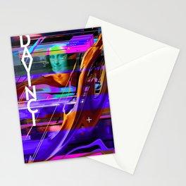 Mona Lisa Overdrive Stationery Cards