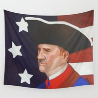revolution Wall Tapestries featuring Revolution by Trehan's Treasures