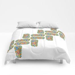 TRIANGULOS-TRIANGLES Comforters