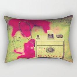 Retro Dreams Rectangular Pillow