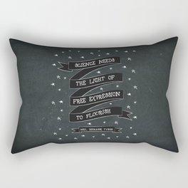 Light [Color] Rectangular Pillow