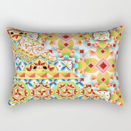 Groovy Gypsy Circus Rectangular Pillow