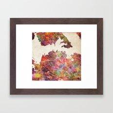 Auckland Framed Art Print