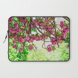 Fresh Blossoms Laptop Sleeve