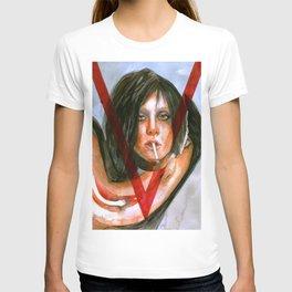 LadyGaga as Editor T-shirt