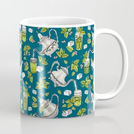 Moroccan Mint Tea Coffee Mug