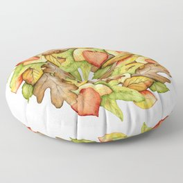 Oak and Maple Floor Pillow