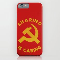 Sharing Is Caring iPhone 6s Slim Case