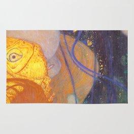"""Gustav Klimt """"Goldfische"""" (1) Rug"""