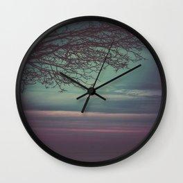 Fade Into You Wall Clock