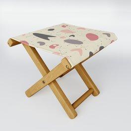 Pendan - Pink Folding Stool