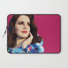 Del rey Laptop Sleeve