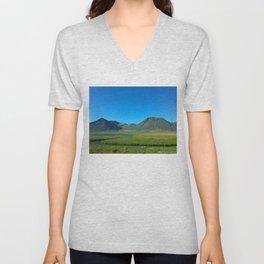 Beautiful Iceland Unisex V-Neck