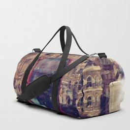 Southwark Scene - London England Duffle Bag