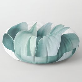 Agave flare II Floor Pillow