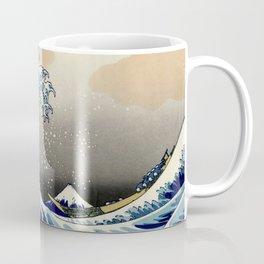 The Great Wave off Kanagawa Hokusai Coffee Mug