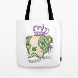 What a Good Dog !! Tote Bag