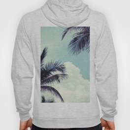 Welcome to Miami Palm Trees Hoody