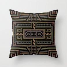 Totem Soul.  Throw Pillow