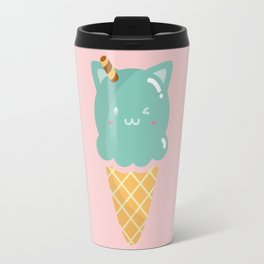 Mint Ice-cream Travel Mug
