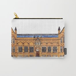 The Holden Gallery in Manchester by Charlotte Vallance Carry-All Pouch