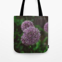 New York Alliums Tote Bag