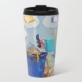 Life today Travel Mug